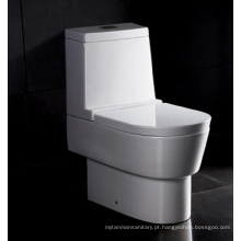 Washroom cerâmico da marca d'água da lavagem australiana dupla do resplendor (WA332 / SB3320)