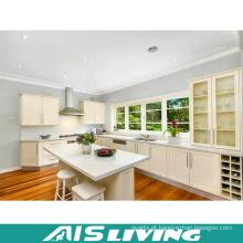 Mobília clássica do armário da cozinha do abanador do estilo (AIS-K313)