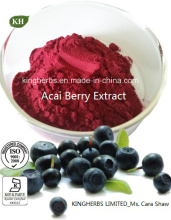 Acai Berry Extract Flavones 10%, 4: 1; 10: 1