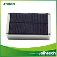 Rastreador de contêiner movido a energia solar