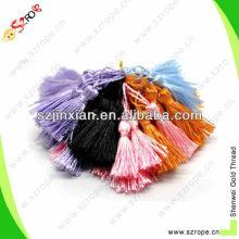 colorful tassel string,tassel,rayon thread tassel
