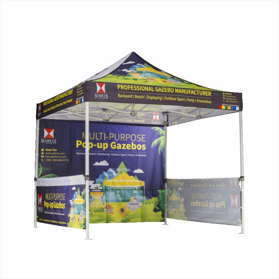 sun shelter canopy