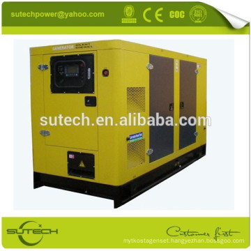 25Kva silent generator, powered by Cummins 4B3.9-G2 engine