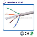 Cable de red utp cat6 resistente al fuego