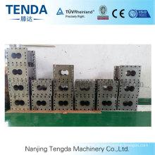 Barril para máquina de extrusão Nanjing Tengda