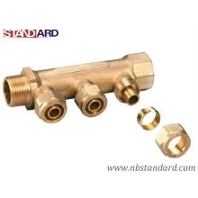Pex Manifold / Brass Manifold