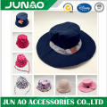 Flat brim adjustable bucket hat