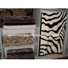 Корейские нейлон Рашель норки 100% акриловая одеяло