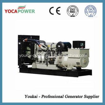 Дизельный генератор мощностью 8 кВт / 10 кВА, работающий на дизельном двигателе Perkins (403D-11G)