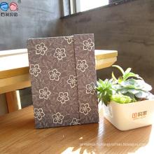Art Paper Business Hard Cover Mini Magnet Notebook (XLX3296-X02)