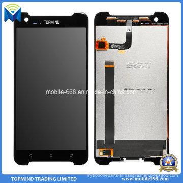 Tout nouvel écran LCD pour HTC One X9 LCD avec écran tactile