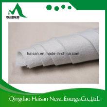Geotêxtil perfurado agulha da fibra curta para a drenagem da estrada