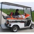 Retten Sie Golfwagen für Krankenhaus