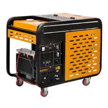 240KW Powerful Diesel Welding Generator Portable Set