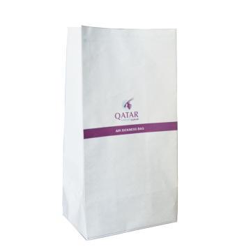 In stock custom logo air sickness bag
