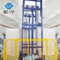 hydraulic cargo lifting equipment