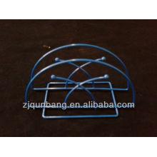 Revestimento de energia U Suporte de guardanapos de metal Forro de toalha de metal Rack de guardanapo