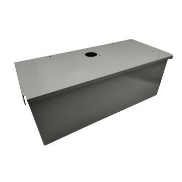 CRS Powder Coated Wireway Sheet Metal Enclosures Fabrication
