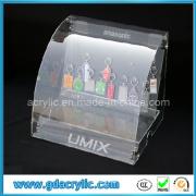 Guangzhou Wholesale Customed Acrylic Box with Keyring