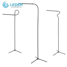 LEDER Black Floor Lamp Design