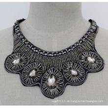 Lady Fashion Kristall Chunky Schmuck Halskette Choker Nachahmung Schmuck (JE0173)