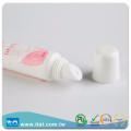 Hot sale plastic cosmetic tube container for lip balm toothpaste cc cream