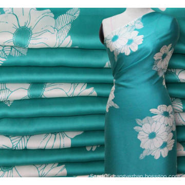 High Quality Georgette Satin Brocade Fabric