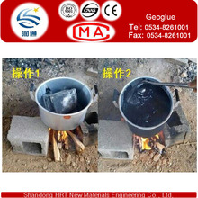 Professional Geoglue (KS Hot Melt Glue) for Geomembrane and Film, Lowcost Joint