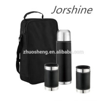 Thermos Bottle with cups 0.25l thermos vacuum flask BT001