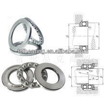 Competitive Price TCT Thrust Ball Bearing 51317