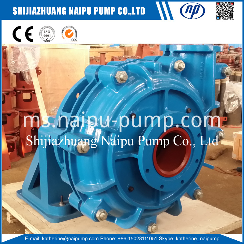 10 8 Metal Slurry Pump
