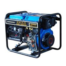 5kVA Open-Frame Key Start Diesel Generator