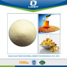 BULK SALE REINES MATERIAL GEMISCHTE TOCOPEROLE 25% -50%