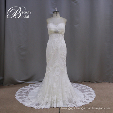 Hot Sale Sweetheart Wedding Dress Pattern