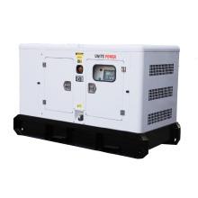 Generador diesel silencioso estupendo de 60Hz 35kVA Isuzu Engine