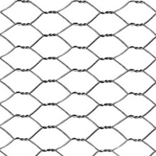Hot dipped Galvanized Hexagonal mesh chicken wire mesh for plastering poultry wire netting