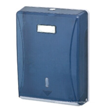 Dark Blue Decorative Fancy Public Wholesale Wall Mounted Plastic Kitchen Tissue Paper Roll Holder