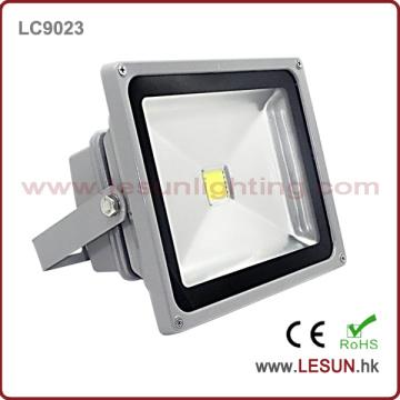 Luces de inundación incorporadas del conductor IP65 30W LED para el estacionamiento LC9023
