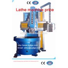 Prix de la machine à tour vertical d'occasion à vendre en stock offert par la grande fabrication de machine à tour vertical