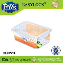 large square plastic container