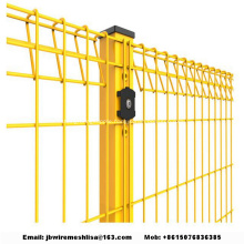PVC Coated  Rolltop Fence BRC Pool Fence