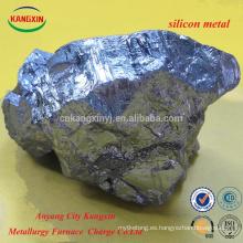 venta caliente de buena calidad de silicio metal 553