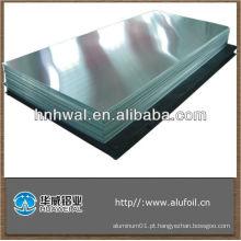 Folha de alumínio 8011