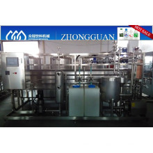 Tube UHT Sterilizer for liqui dairy beverage and juice