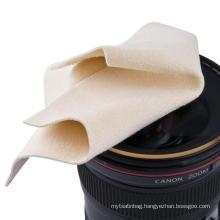 Custom logo printed microfiber lens cleaning cloths