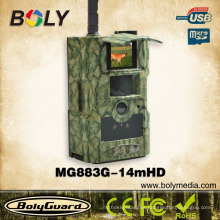 3G mms gprs ScoutGuard soporte de video lapso cámara de caza