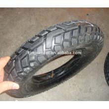 pneu de carrinho de mão de borracha 400-8