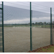 Prison Fence High Security Welded Panel Fencing