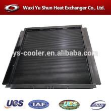 Fabricante de excavadora intercambiador de calor hidráulico