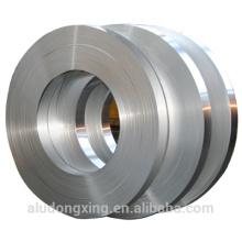 Tiras de alumínio1050 1060 1070 1100 1200 para construção e ornamento preço material por tonelada